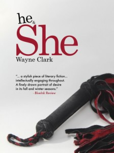 cover of he and she